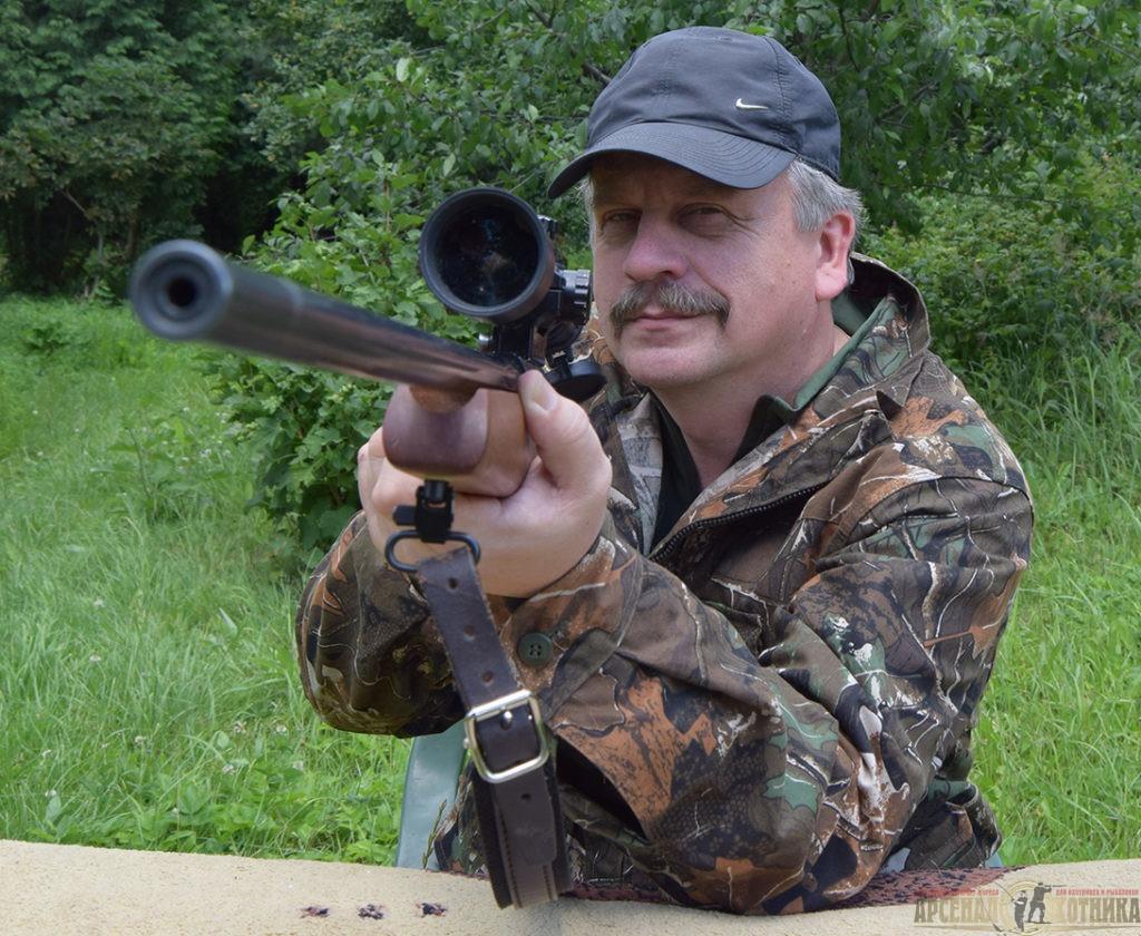 Малокалиберная винтовка МЕ16