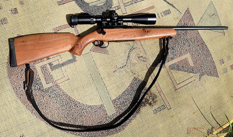 Малокалиберная винтовка ME16