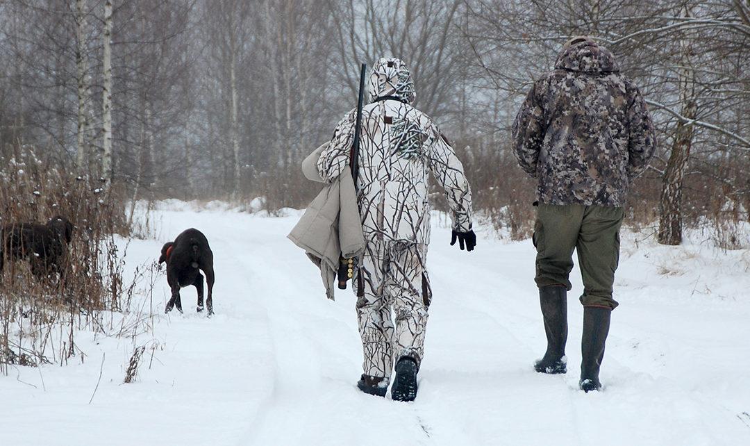 про весеннюю охоту