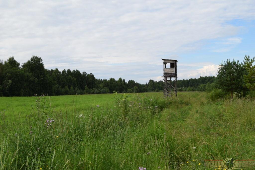 Охотничья база «Бобровка»