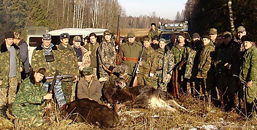 Законопроекты для охотников